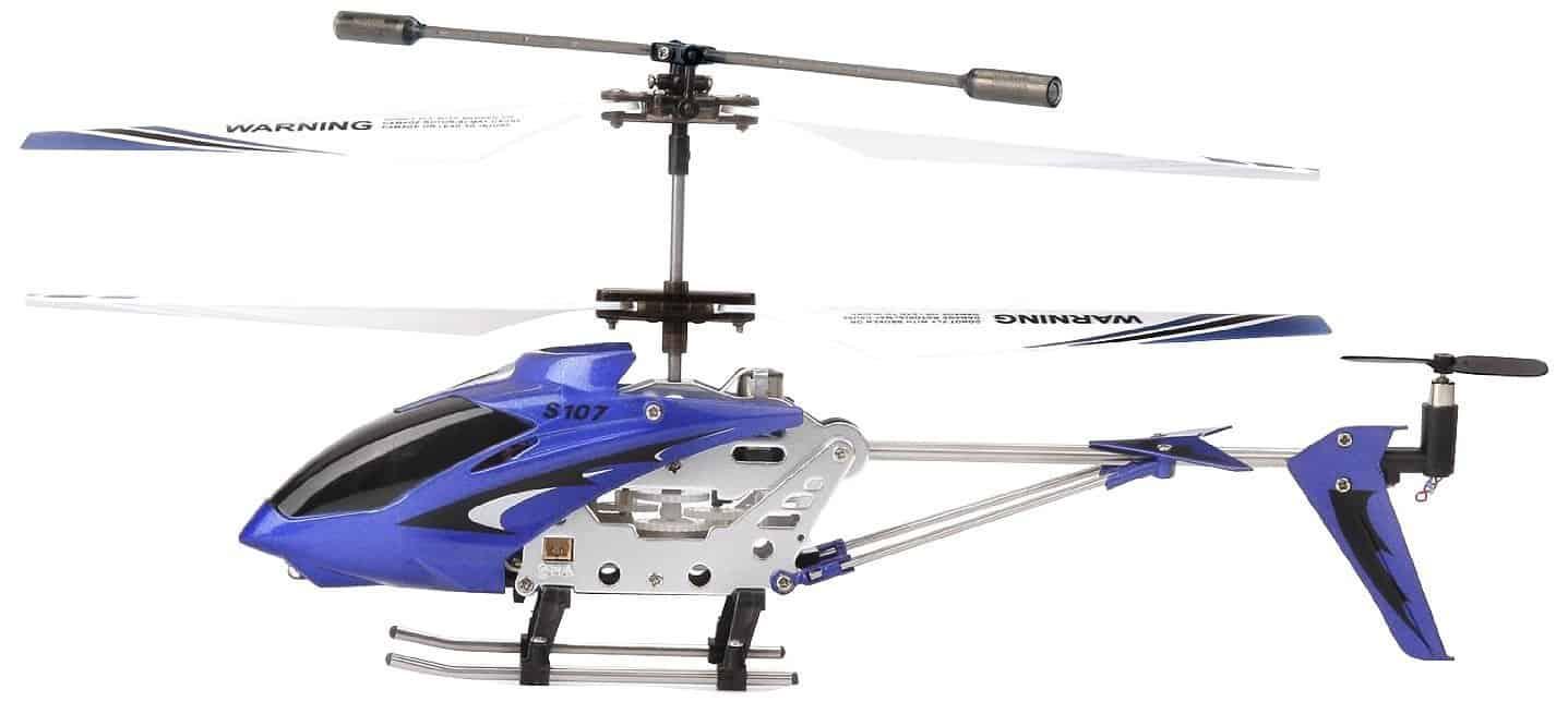 Oferta Helicóptero teledirigido para interior SYMA por 14 euros (Oferta FLASH)
