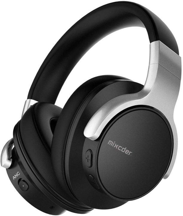 Oferta auriculares Mixcder E7 con cancelación activa de ruido por 34,90 euros