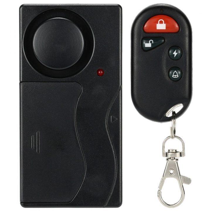 Oferta Alarma con mando a distancia KKMOON por 9 euros (Cupón Descuento)