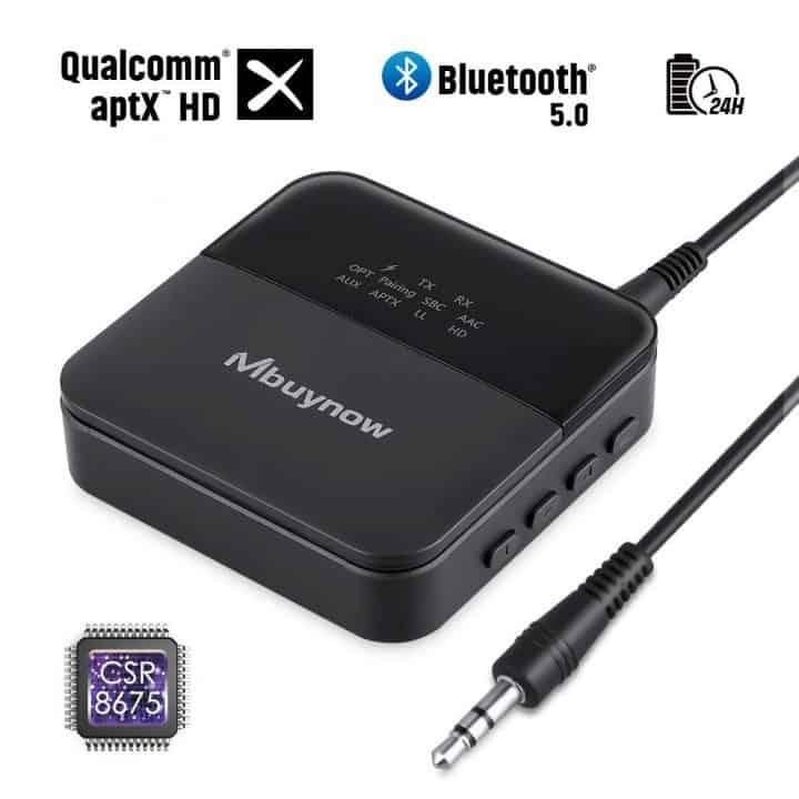 Oferta Emisor / Receptor Bluetooth Mbuynow por 32,99 euros (Oferta FLASH)