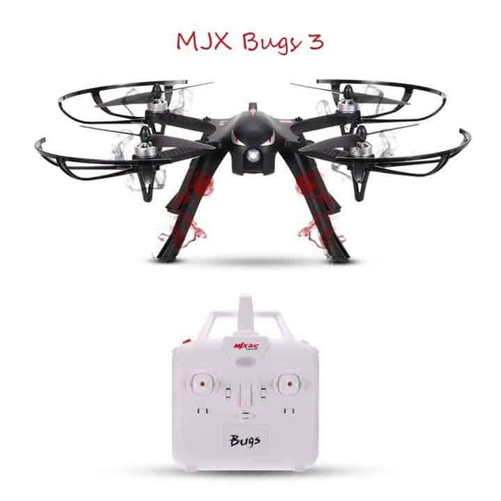 MJX Bugs 3 comprar barato al precio minimo de oferta con cupón descuento. Con envío GRATIS Libre de aduanas para España.