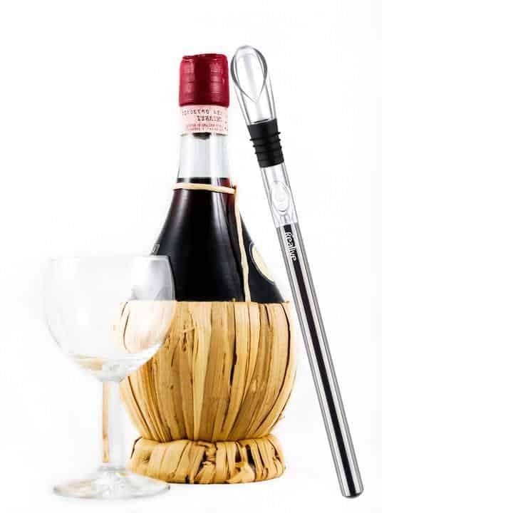 Oferta Enfriador para botellas de vino Kealive por 7,99 euros (Oferta FLASH)