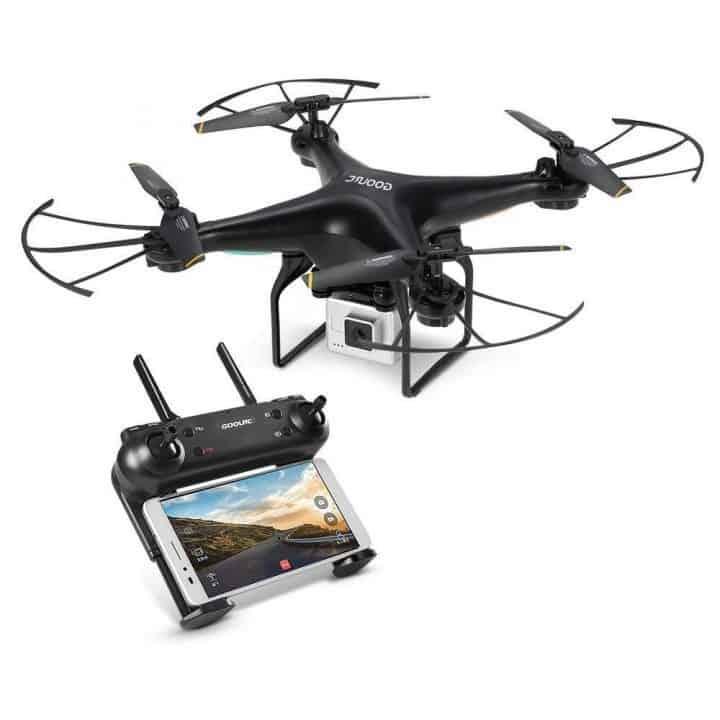Oferta Dron GoolRC T106 por 35,99 euros (Cupón Descuento)