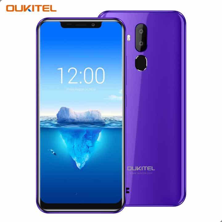 Chollo móvil Oukitel C12 Pro por 74,99 euros (Cupón Descuento)