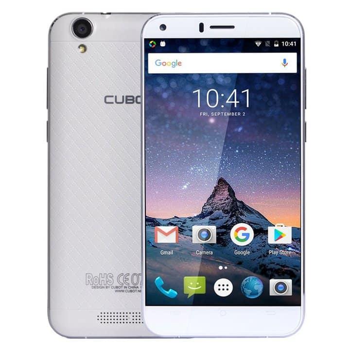 Chollo móvil Cubot Manito por 69 euros desde España (Cupón Descuento)