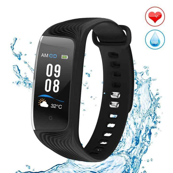 Oferta pulsera inteligente WiMiUS por 26 euros (Cupón Descuento)
