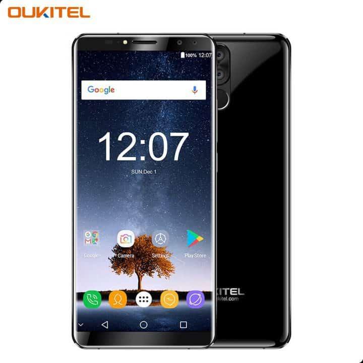 Chollo móvil Oukitel K6 64GB por 159 euros (Cupón Descuento)