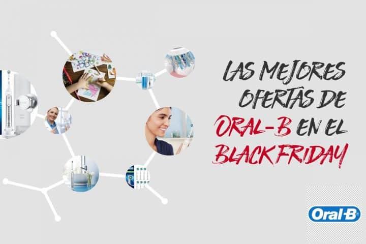 Ofertas Oral-B en el Black Friday de Amazon España