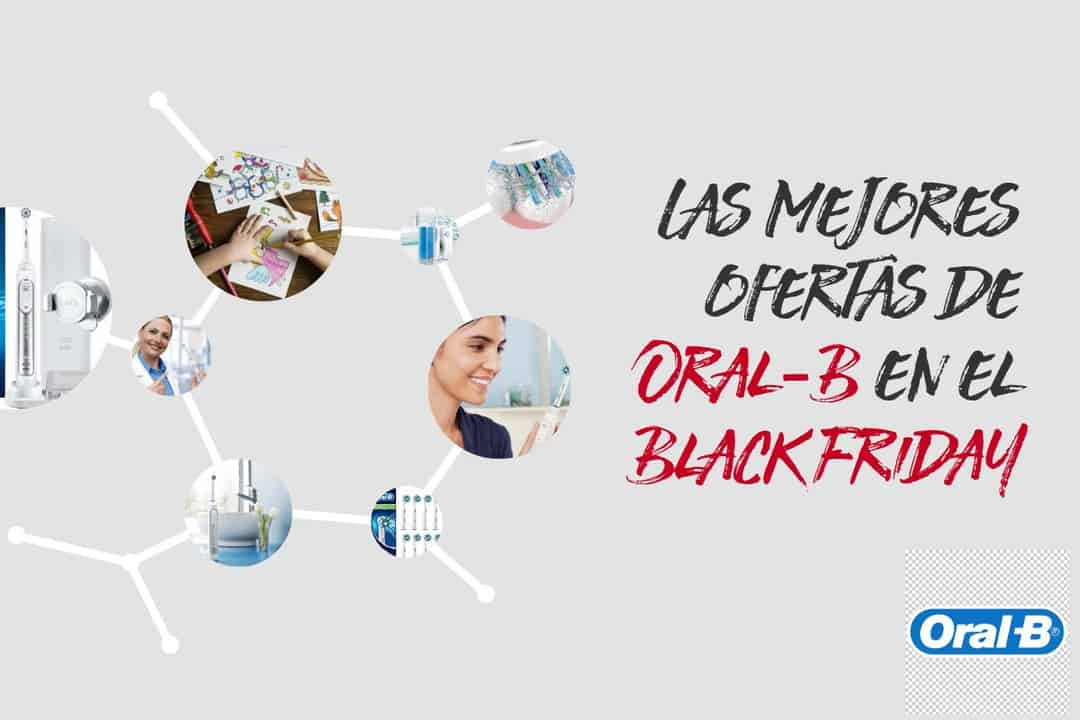 Ofertas Oral-B en el Black Friday de Amazon España
