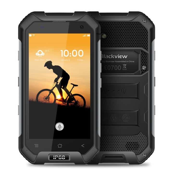Oferta smartphone Blackview BV6000 por 169 euros