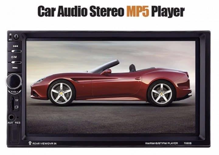 Oferta radio multimedia para el coche por 43 euros (Oferta FLASH)