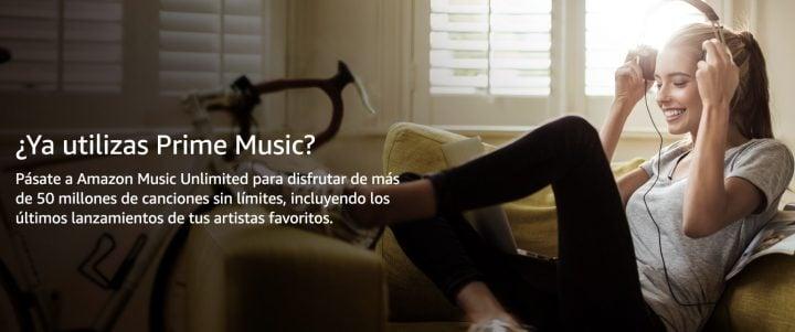 Prueba Amazon Music Unlimited gratis (Oferta FLASH)