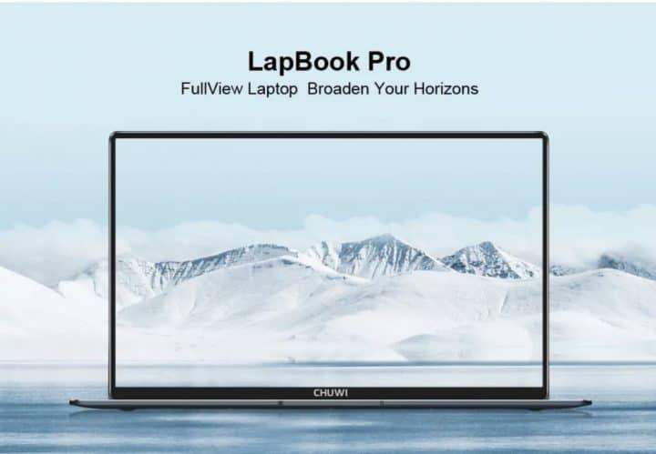 Chuwi Lapbook Pro comprar barato al precio minimo de oferta con cupón descuento. Con envío GRATIS Libre de aduanas para España.