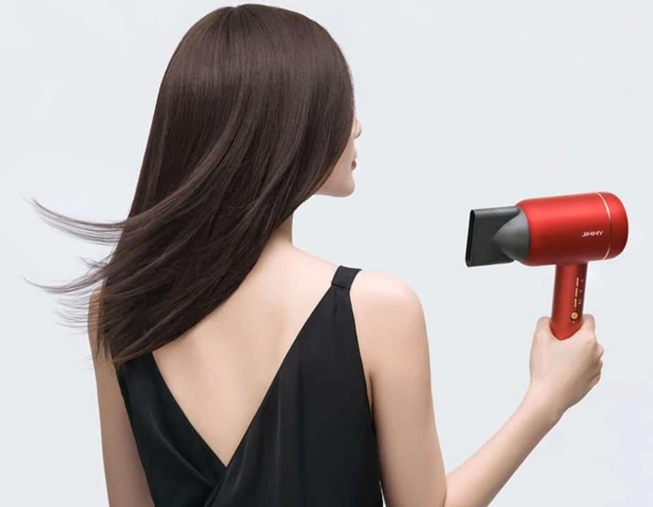 Secador de pelo por iones Jimmy F6 por 181 euros (Oferta FLASH)