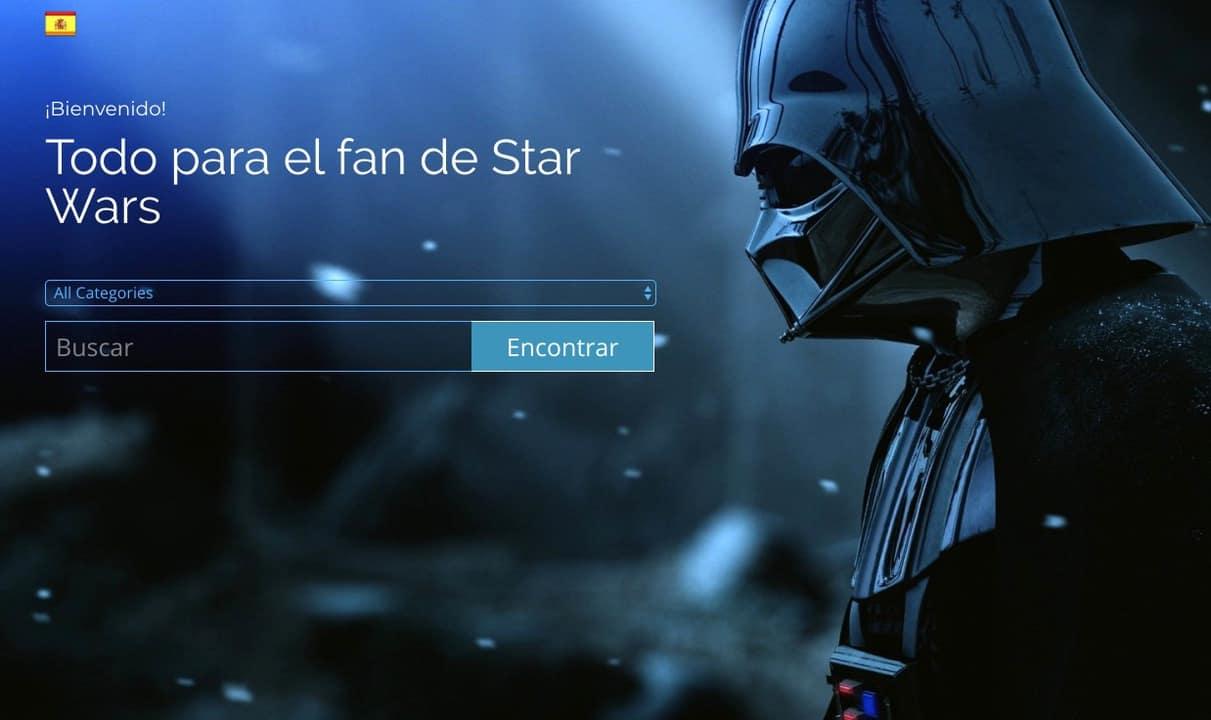 Fanstarwars.com la tienda online para los frikis de Star Wars