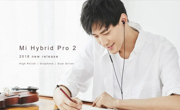 oferta auriculares Xiaomi Hybrid