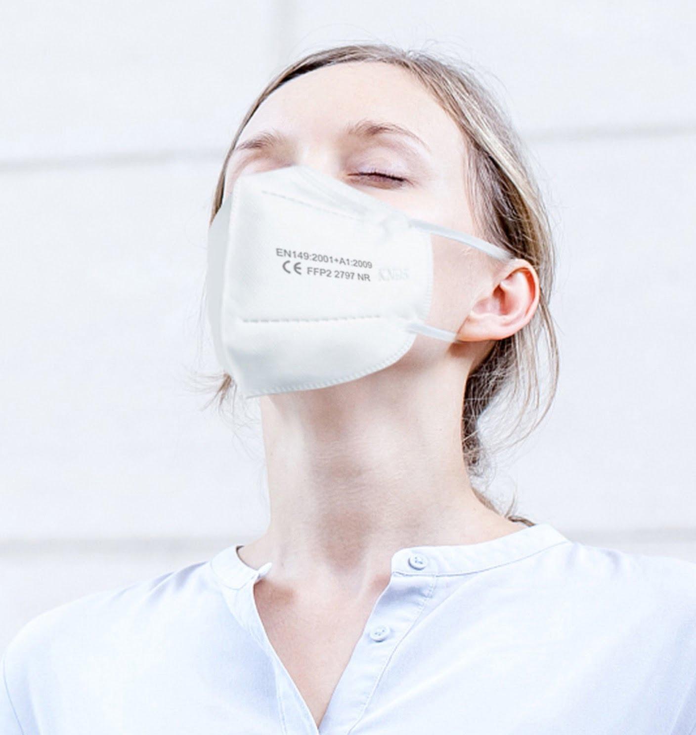 mascaras anti coronavirus ffp2