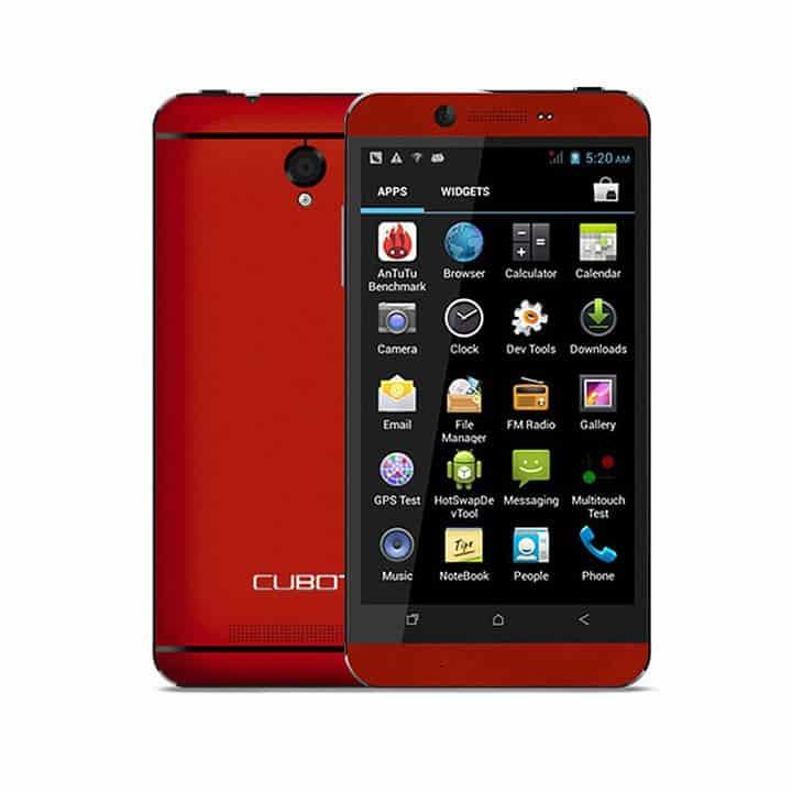 Oferta smartphone Cubot One S por 115 euros (Cupón descuento)