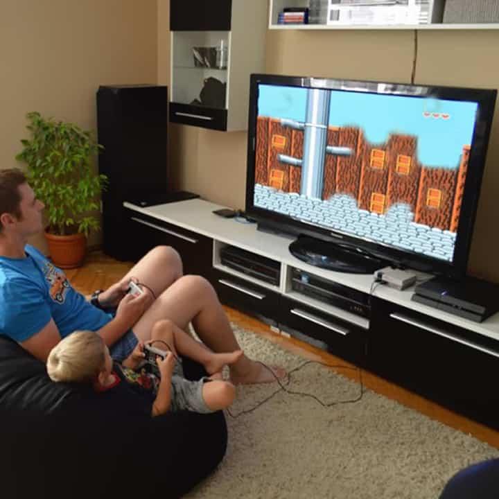 Chollo video consola clon NES por 15 euros (Cupón Descuento)