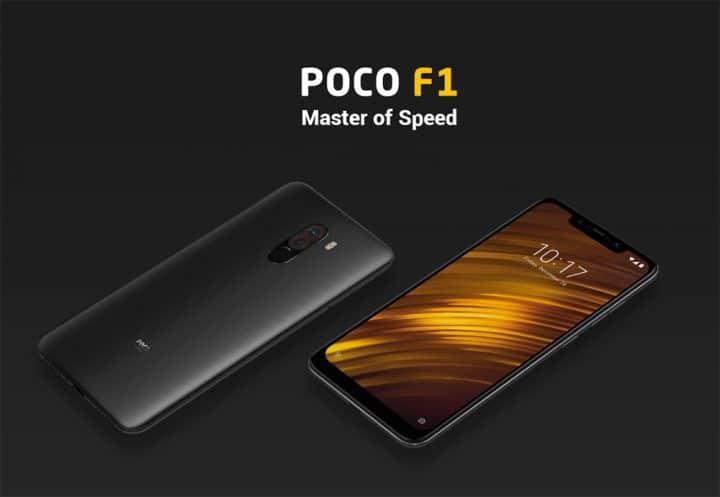 Xiaomi Pocophone F1 comprar barato al precio minimo de oferta con cupón descuento. Con envío GRATIS Libre de aduanas para España.
