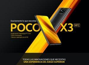 Nuevo Xiaomi POCO X3 128GB de oferta por 165  euros (Cupón Descuento)