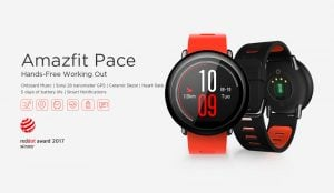 Xiaomi Amazfit Pace de oferta por 40 euros desde España (Cupón Descuento)