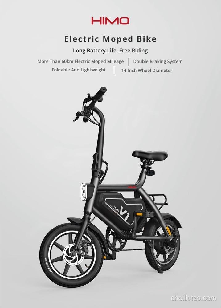 Bicicleta eléctrica Xiaomi Himo V1