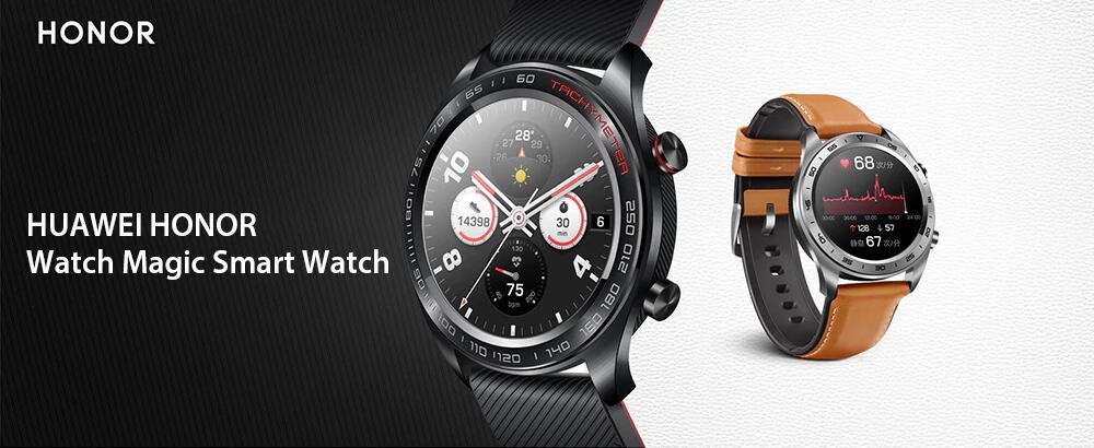 Comprar barato Huawei Honor Magic Watch por 106 euros (Cupón Descuento)