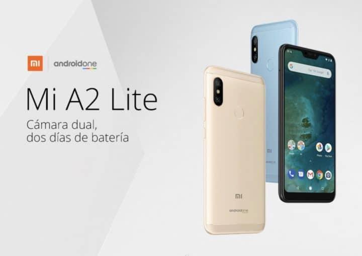 Xiaomi Mi A2 Lite comprar barato al precio minimo de oferta con cupón descuento. Con envío GRATIS Libre de aduanas para España.