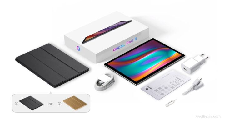 review OSCAL Pad 8