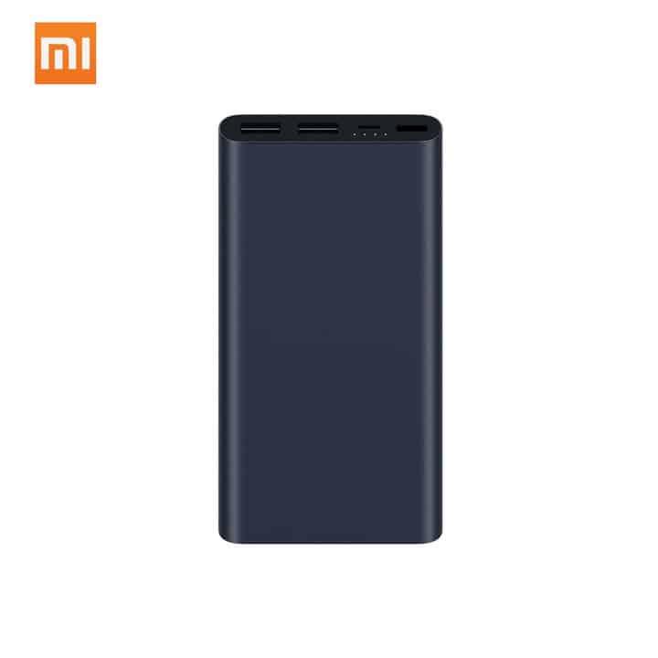 NOVEDAD: Oferta Xiaomi Power Bank 2018 10.000 mA por 15 euros (Cupón Descuento)