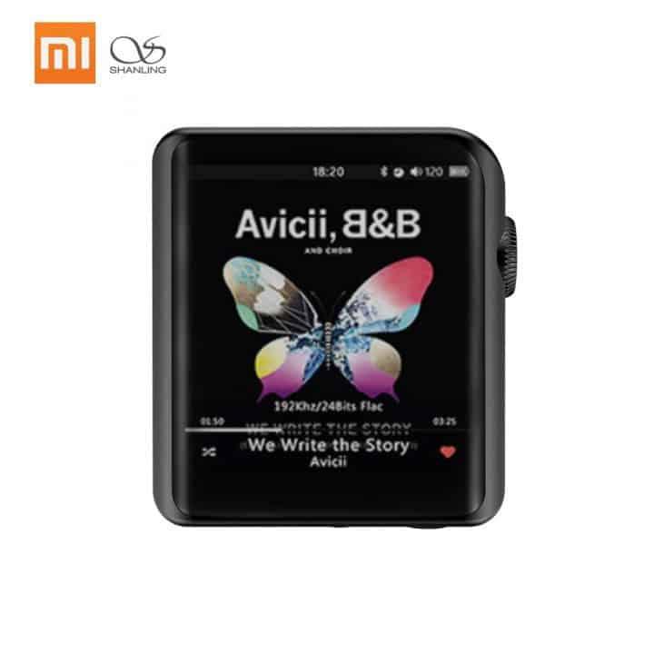 Oferta Mini reproductor Xiaomi Shanling M0 por 40 euros (Cupón Descuento)