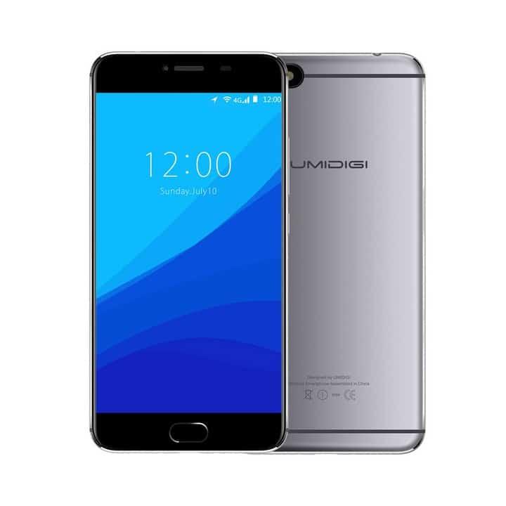 Oferta smartphone UMIDIGI C Note por 115 euros (Cupón descuento)