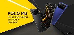 Brutal: Nuevo Xiaomi Poco M3 por 109 euros