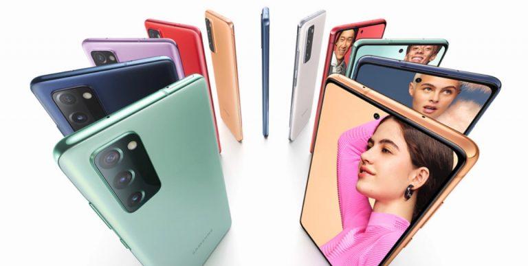 Samsung Galaxy S20 Fan Edition de oferta por 659 euros y una tablet Galaxy Tab A7 de regalo
