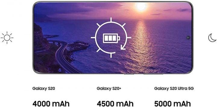 Samsung Galaxy S20 de oferta por 684 euros desde España 3 samsung galaxy s20