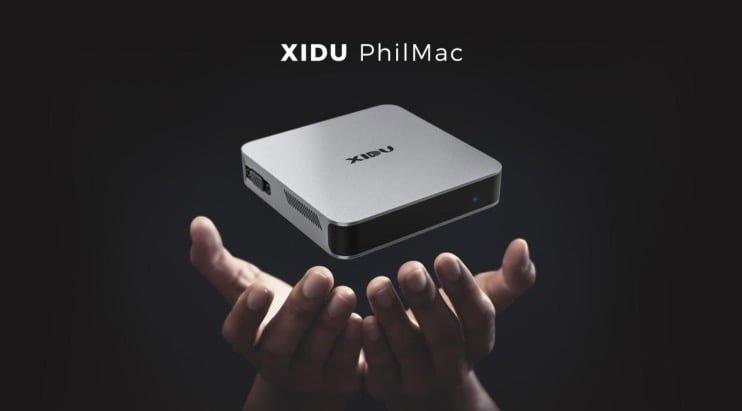 XIDU presenta el XIDU PhilMac, el Mac Mini con Windows 6 xidu