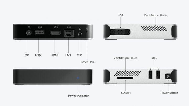 XIDU PhilMac, el Mac Mini con Windows. Ya tenemos las especificaciones 3 xidu philmac