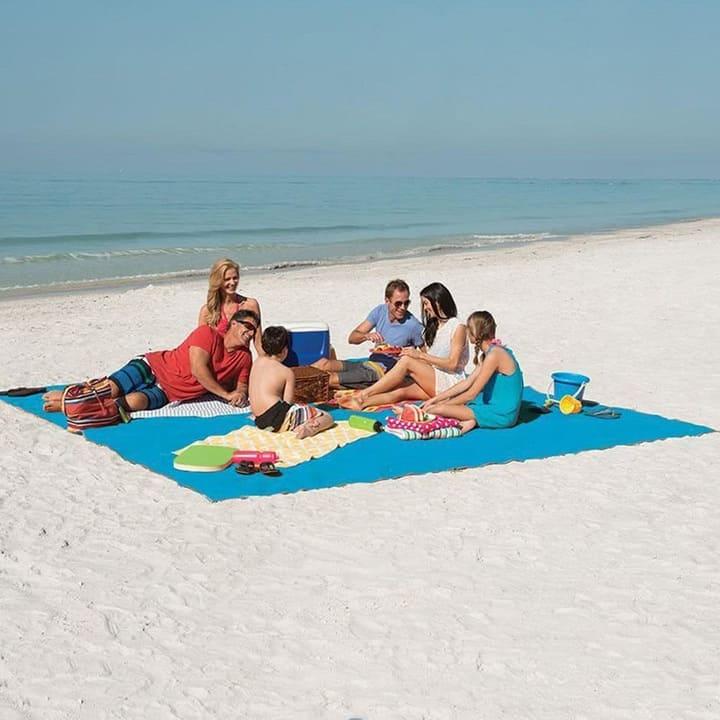 Oferta Toalla gigante de playa anti arena por 7,99 euros (Cupón Descuento)