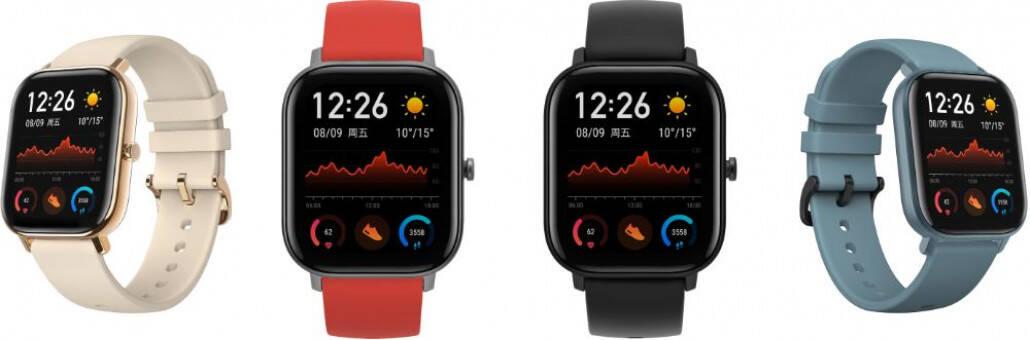 Smartwatch Xiaomi Amazfit GTS de oferta por 149 euros desde España (Oferta FLASH)