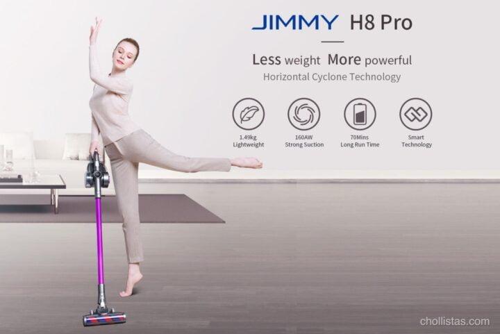 Jimmy H8 Pro de oferta