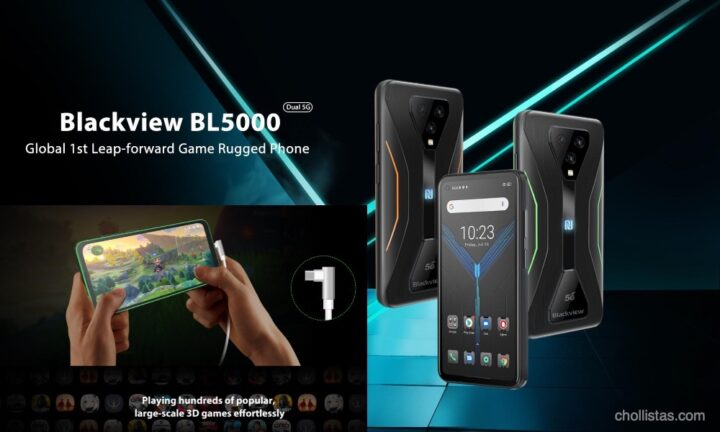 review Blackview BL5000