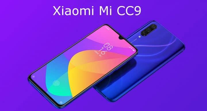 Xiaomi Mi CC9 comprar barato al precio minimo de oferta con cupón descuento. Con envío GRATIS  Libre de aduanas para España.