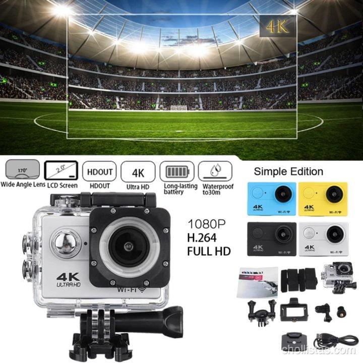 Oferta cámara deportiva