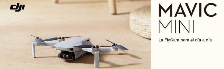 Dron DJI Mavic Mini Combo de Oferta en Amazon por 428 euros