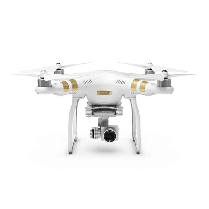 Oferta Dron DJI Phantom 3 SE por 505 euros (Cupón Descuento)