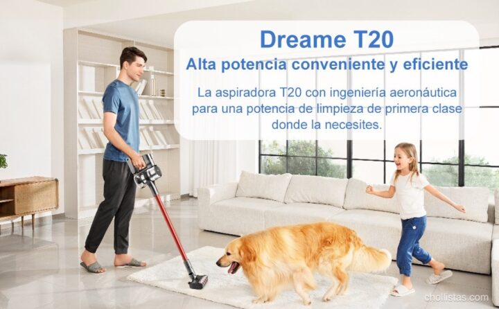 review Dreame T20