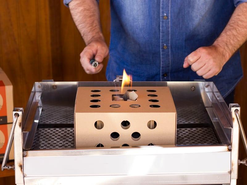Oferta Carboquick la forma más rápida y ecológica de encender tu barbacoa