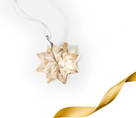 Swarovski te hace un regalo en Navidad