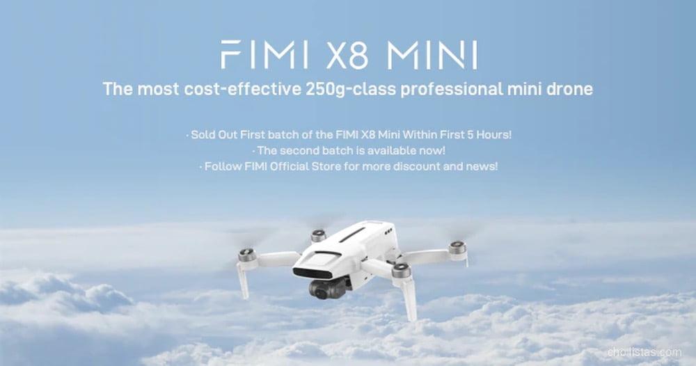 FIMI X8